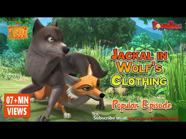 Jungle book Season 2 Episode 17 Jackel in Wolfs Clothing