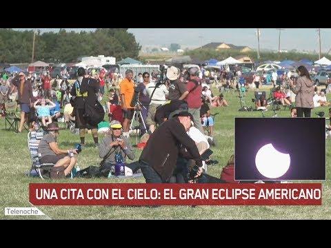 Una cita con el cielo: El gran eclipse americano