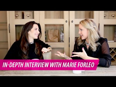 Marie Forleo | How to Build a Brand and Business You Love with Kelsey Humphreys