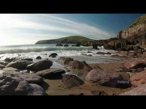"Wild Atlantic Way ""Dingle"" Ireland travel video coastline beauty."