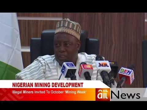 DORCAS NIGERIA MINING  DEVELOPEMNT