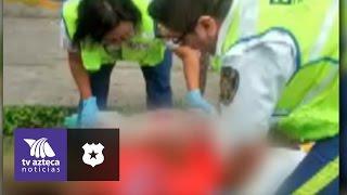 Asesinan a balazos a una persona en la delegación Venustiano Carranza