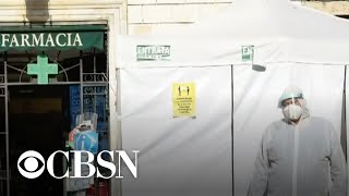 Italy to start coronavirus vaccinations in January; gunmen take over Brazilian city in bank heist