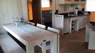 Boer'n Safaritent op Camping de Vos in Lemelerveld