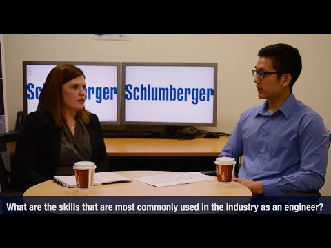 Schlumberger Interview Part 2: SPE Curtin Video Series