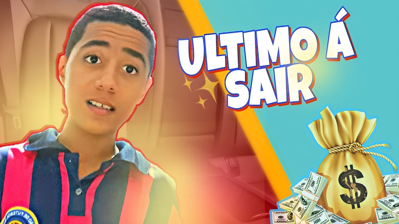 O ULTIMO Á SAIR DO CARRO VENCE!! (COM PARTICIPANTES)_NICOLAS SANTOS ☆