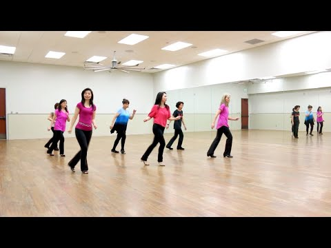American Made - Line Dance (Dance & Teach In English & 中文)