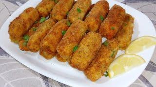 شهيوات رمضان 2019 كروكات البطاطا ????بشكل جميل وذوق رااائع جدااجدا