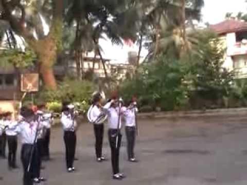 Carmel School Band Display
