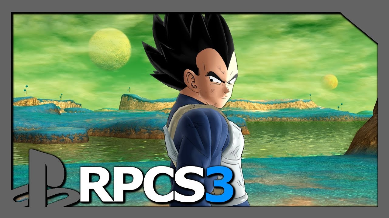 PS3 Emulator | #RPCS3 v0 0 5 | LLVM-Vulkan | Dragon Ball: Raging Blast 2 |  KD-11: Async-Shaders | #7