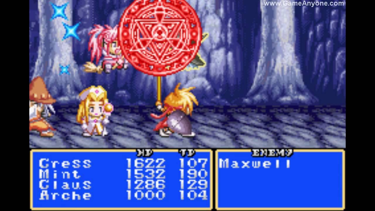 Tales of Phantasia FAQs, Walkthroughs, and ... - GameFAQs