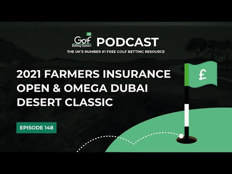 Farmers Insurance Open + Dubai Desert Classic 2021 Golf Betting Tips