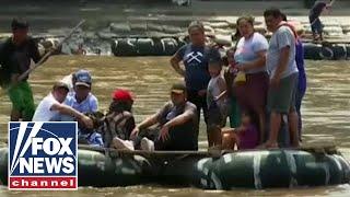 Mexico adopts get-tough tactics to combat migrant crisis