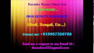 I am a disco dancer Karaoke By Ankur Das 09957350788