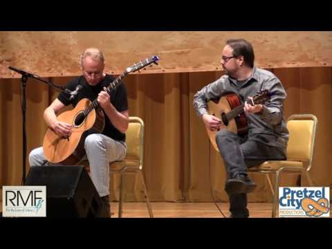Will Ackerman & Vin Downes - Live at Berks Country Fest: An Americana Music Jamboree