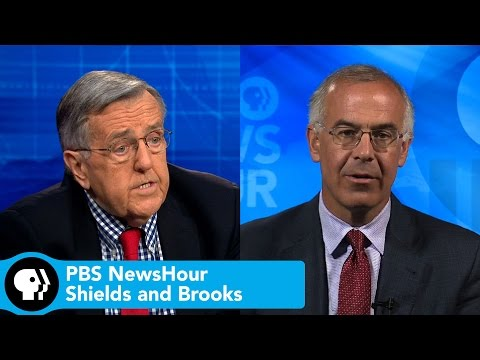 Shields and Brooks on Supreme Court lessons, Donald Trump controversy
