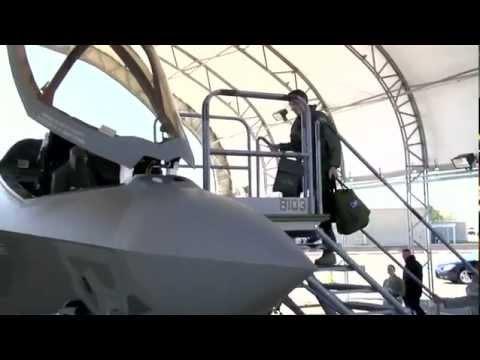 First F-35A Flight At Eglin Air Force Base