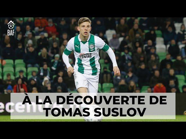 Groupe E : À la découverte de Tomas Suslov ! #Euro2020
