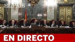 DIRECTO JUICIO DEL PROCÉS | Declaran los responsables de paquetería e imprenta del 1-O