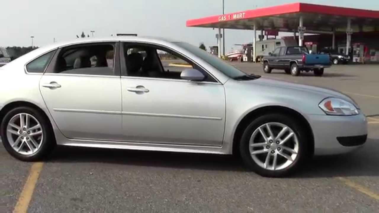 2013 Chevy Impala Ltz >> 2013 Chevrolet Impala Ltz 2u140106a