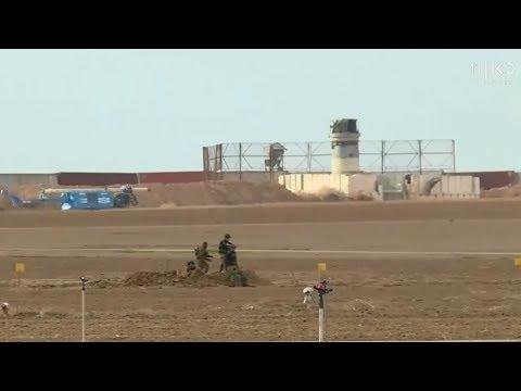 חשש מתגובת חמאס לאחר הרס המנהרה מתחת לכרם שלום | מתוך חדשות הערב 14.01.18