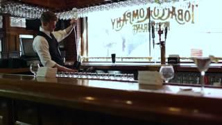Key Lime Martini - The Tobacco Company Restaurant