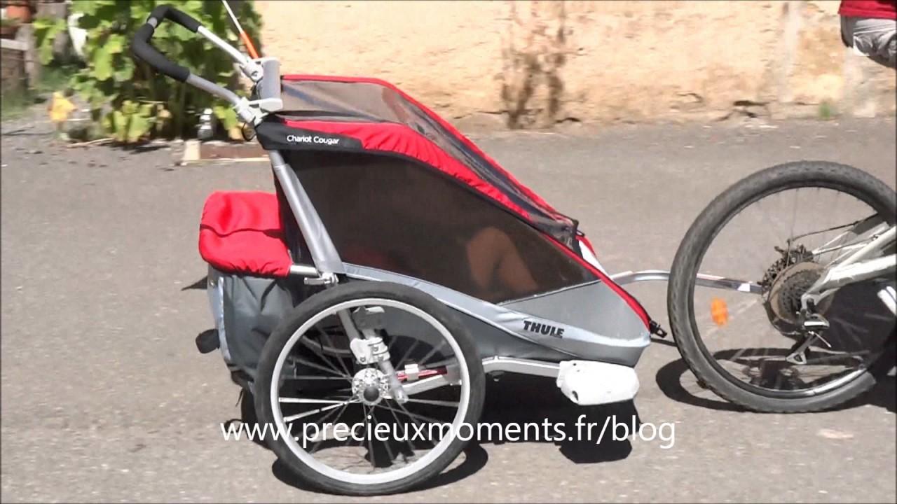 test du chariot remorque thule cougar 2 montage. Black Bedroom Furniture Sets. Home Design Ideas