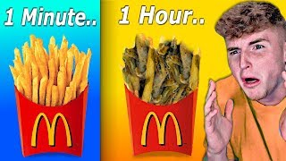 This Food Time Lapse Will SHOCK You Forever..