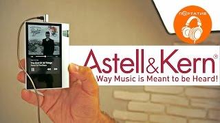 astell&Kern AK70  Обзор Hi-End плеера