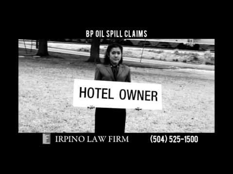 BP Oil Spill Compensation for Business Owners - Irpino Law Firm