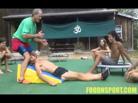 80 10 10 raw food fundamentals  Yoga Health & Fitness week  #231