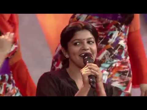 Anand and Aparna 's Retro performance at...