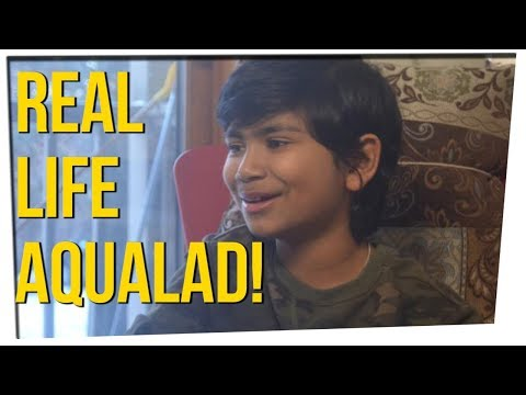 11-Year-Old Saves Drowning Man! ft. Bobby Lee & Khalya Kuhn