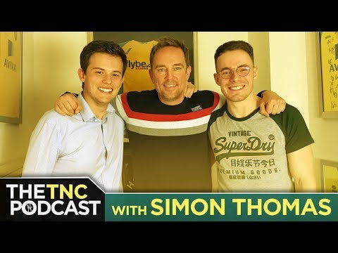 HOW DO YOU DEAL WITH LOSS? THE TNC PODCAST - WITH SIMON THOMAS