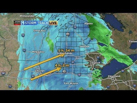 Storm Team 8 Forecast, 6 p.m., 120416