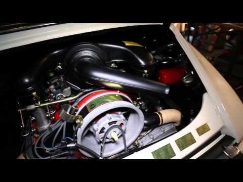 911S 1969 - Porsche Classic Restauration Challenge - Centre Porsche Genève