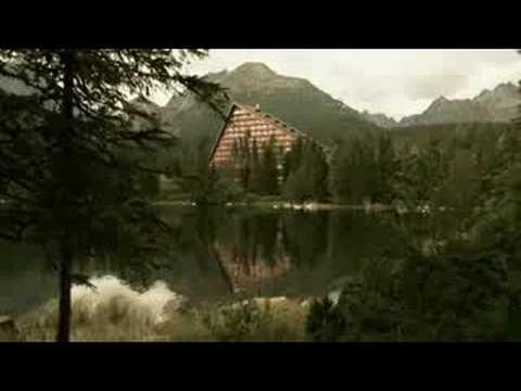 Štrbské pleso (Štrbské Mountain-Lake) The High Tatras