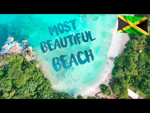 Is this Jamaicas most beautiful Beach ?