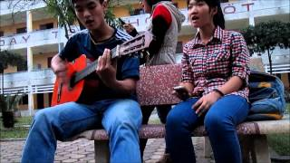 [Bìm Bịp Band] - Happy New Year - Guitar Cover :)