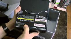 Imdur's XFX 850w Pro XXX Edition PSU Unboxing...phew!
