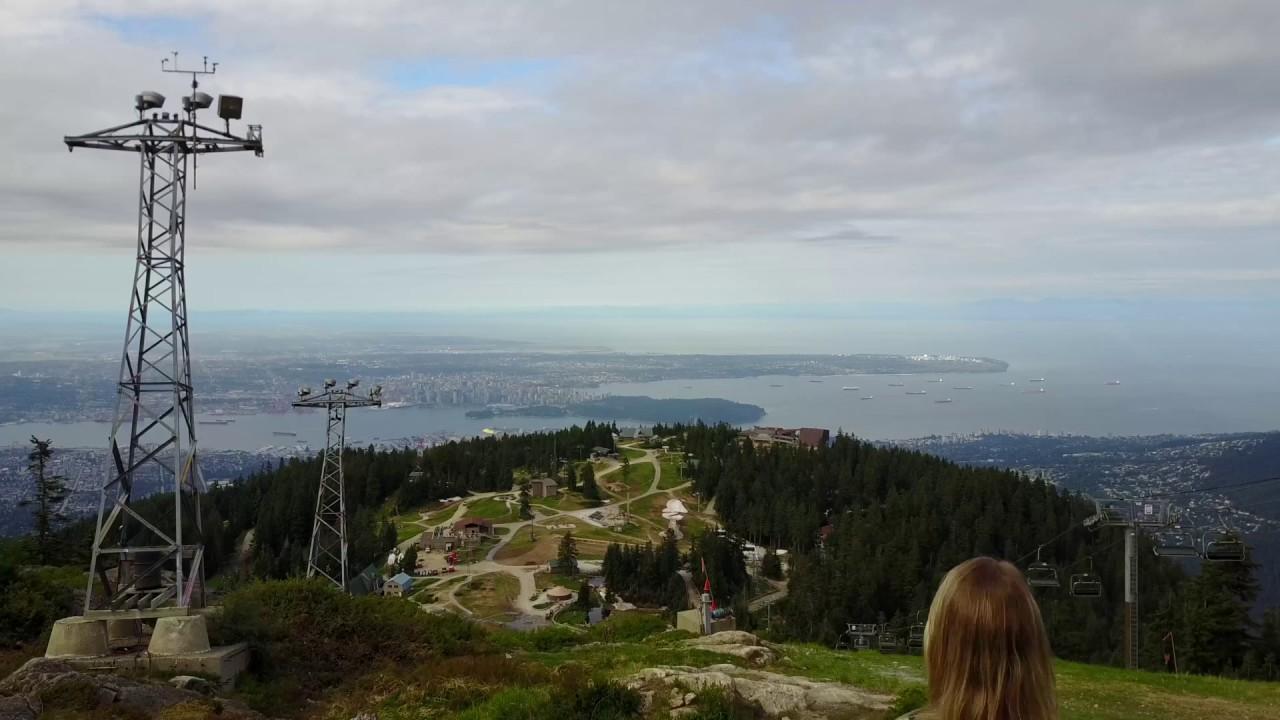 Grouse Mountain Summer Views