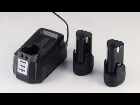 Как проверить аккумуляторную батарею шуруповерта
