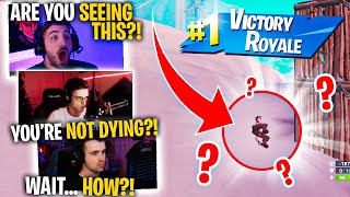 How To *NEVER* Lose Again! This Glitch Is WILD! (Fortnite Battle Royale)
