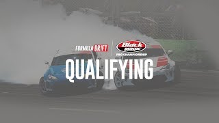Formula DRIFT - Monroe 2019 - Qualifying LIVE!