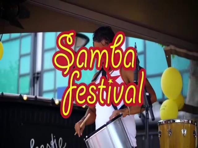 Dale Caña at Dale Caña's Samba Festival Oss 2019