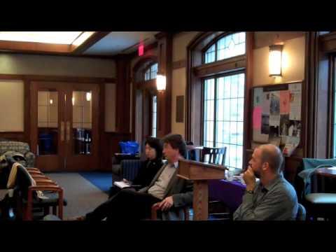 Part VIII Utilization-Focused Assessment Panel