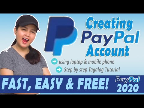 How To Create PayPal Account | 2020 update (Laptop or Mobile Phone) from YouTube · Duration:  6 minutes 34 seconds
