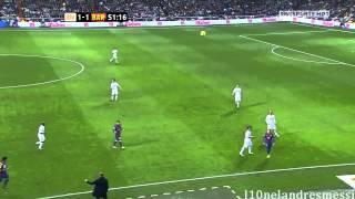 Real Madrid vs FC Barcelona FULL MATCH 10 12 2011 HD 1