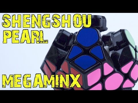 ShengShou Pearl Megaminx Review | thecubicle.us