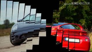 Evolution of Mitsubishi eclipse 1989-2018
